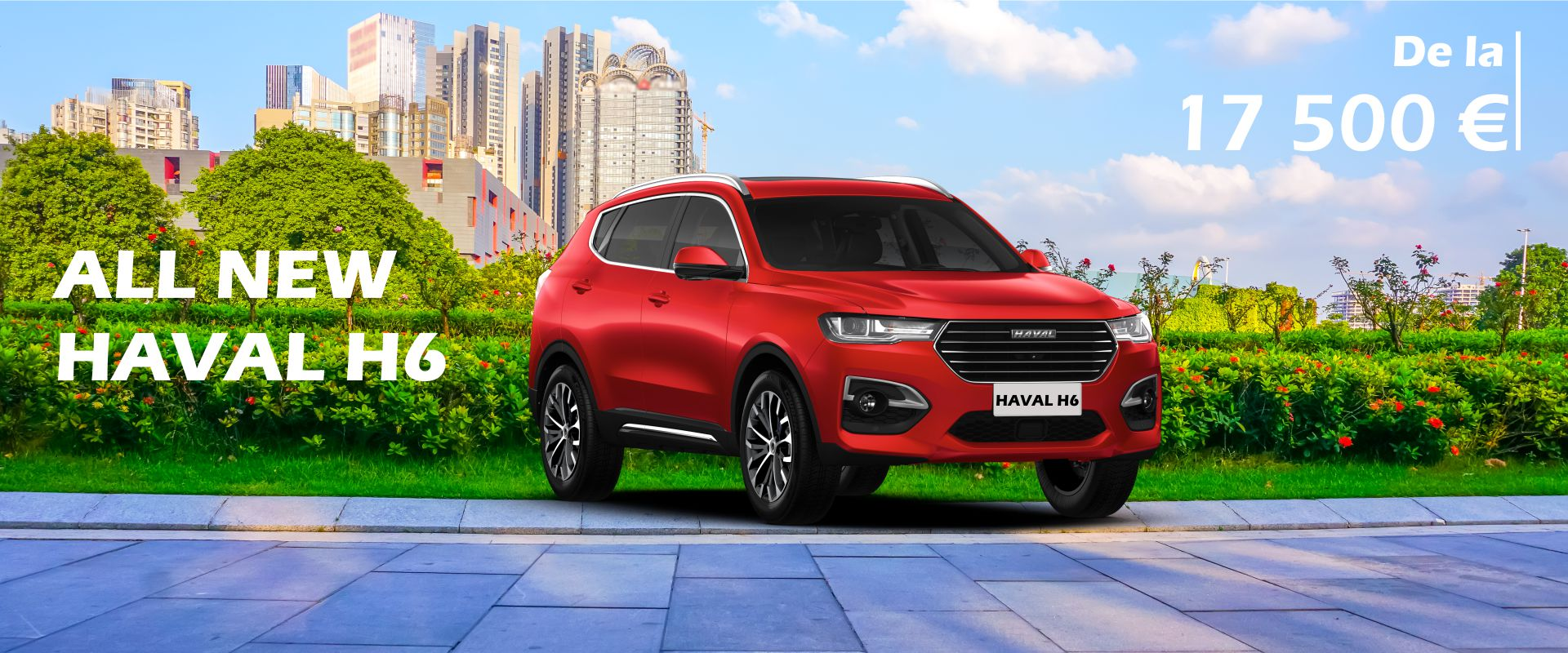 ALL NEW HAVAL H6